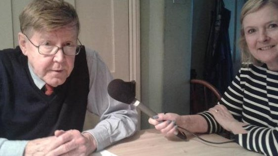 Alan Bennett talks to Martha Kearney