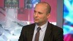 Naftali Bennett speaks to BBC World News America