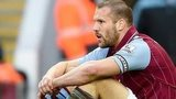 Aston Villa captain Ron Vlaar