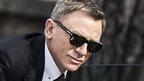 Daniel Craig filming Bond film Spectre in Rome