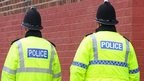 Merseyside Police officers