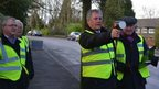 Speedwatch volunteers