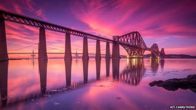 forth bridge 7 feb