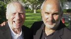 Mel Brooks and Alan Yentob