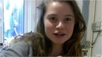 Home video of Becky Watts