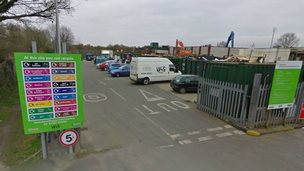 Dorchester Recycling Centre