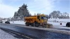 Gritters snow