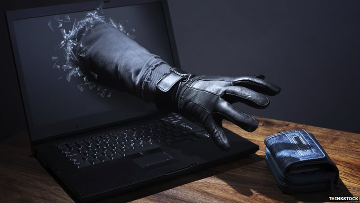 Online fraud. Pic: Thinkstock