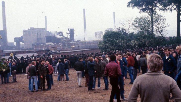 1984 miners' strike