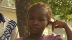 Child in Liberia