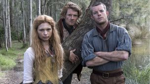 MyAnna Buring, Julian Rhind Tutt, Russell Tovey