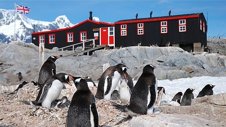 Antarctic Post Office