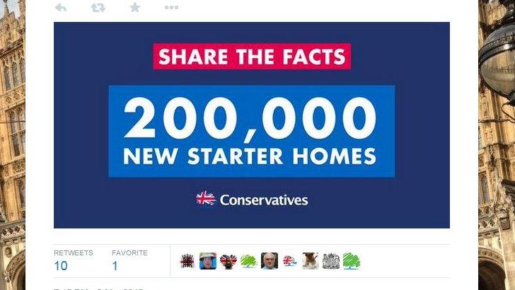 Conservative promo