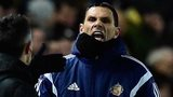 Sunderland manager Gus Poyet
