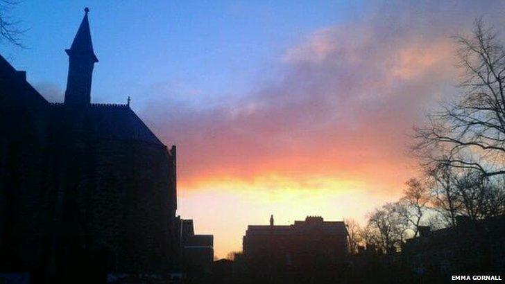 Ormeau sunrise