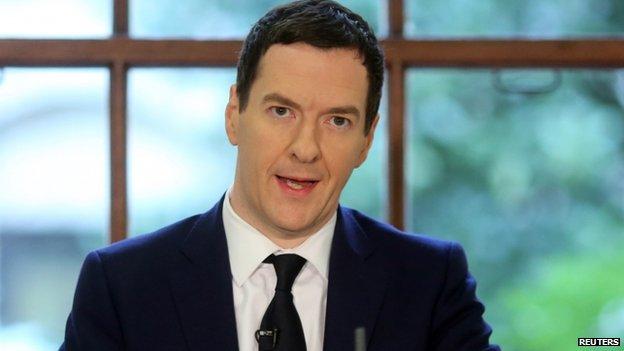 George Osborne (stock photo)