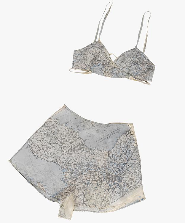 WW2 - patriotic underwear set