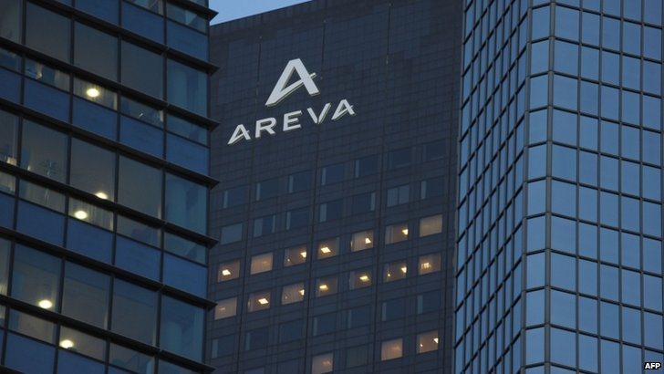 Areva building