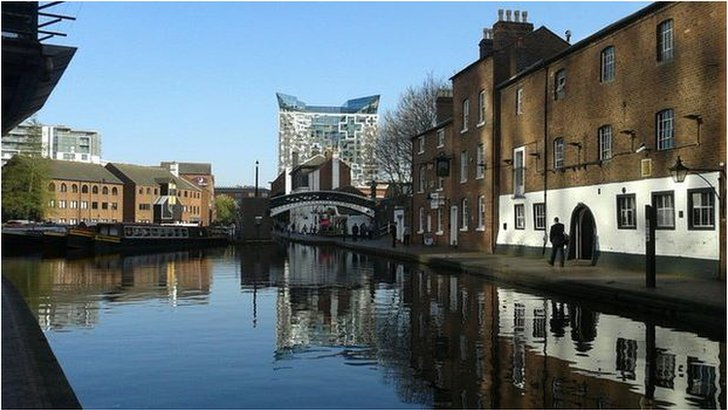 Birmingham's canals