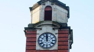 Llys Glas, Swansea's former Central Police Station