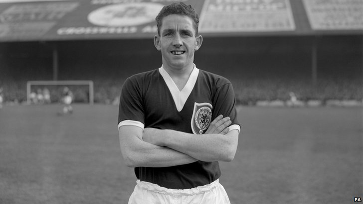 Scotland legend Dave Mackay, who passed away this week aged 80