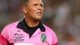 NRL referee Shayne Hayne