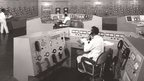 Archive photo of Sizewell A's main control room