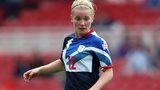 Midfielder Kim Little