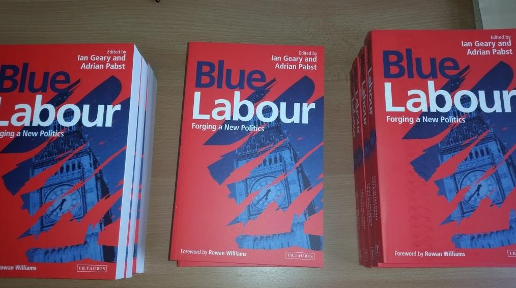 Blue Labour books