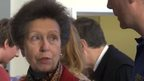 Princess Royal at the opening of the Jersey Youth Arts Centre