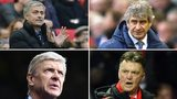 Top four managers