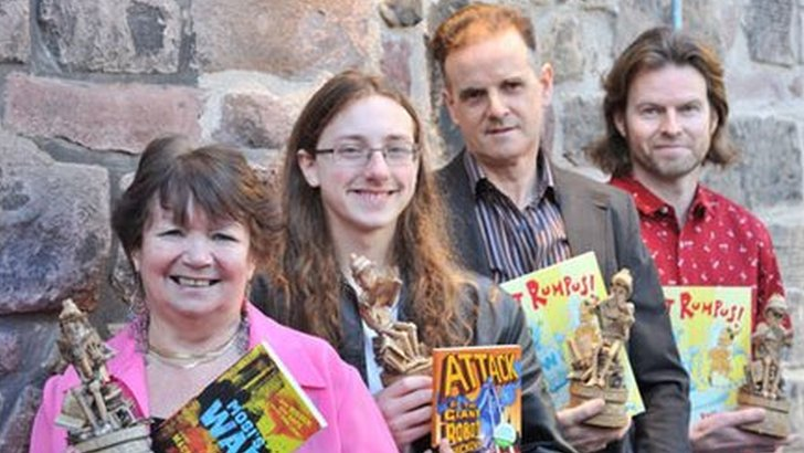 Winners of Children's Book Awards