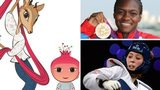 European Games logo Nicola Adams Jade Jones