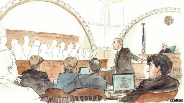 Boston bombing lawyer: 'It was him'...