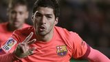 Suarez celebrates