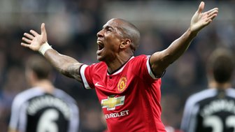 Man Utd's Ashley Young
