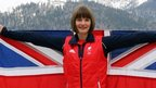 Knight aims to fly the flag for GB