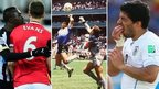 Biting, butting, spitting... what is football's deadliest sin?