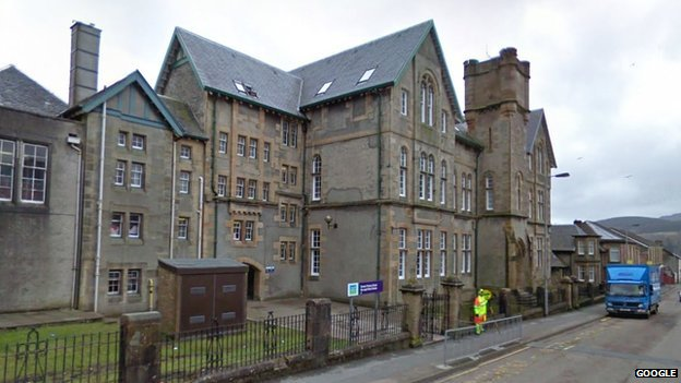 Dunoon primary
