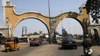 Bauchi city gate