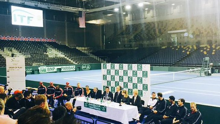 Davis Cup draw