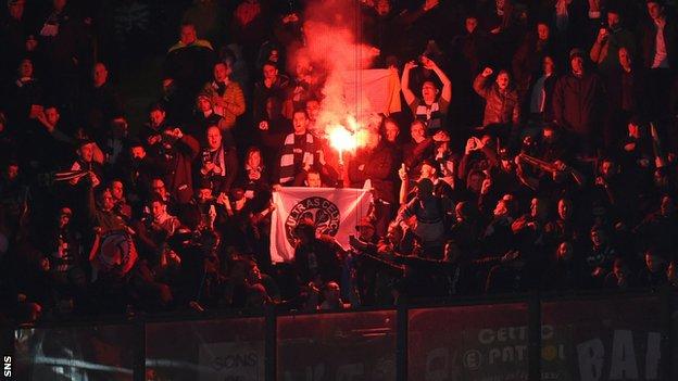 Celtic flares