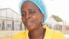 Beatrice Yardolo, an Ebola survivor