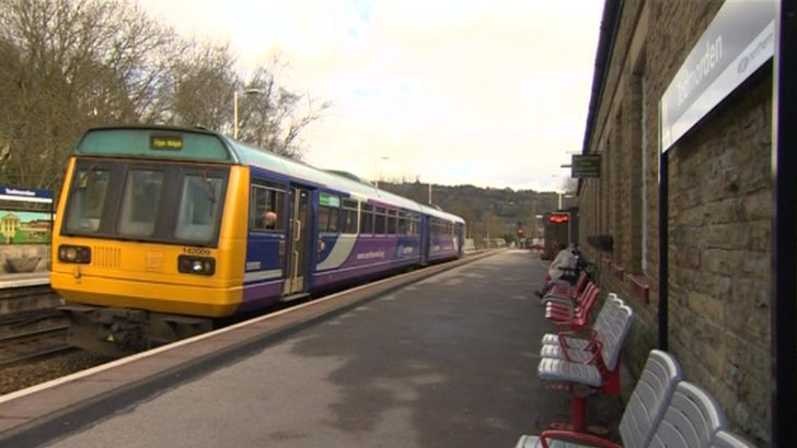 Todmorden railway station