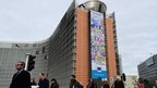 European Commission HQ in Brussels - file pic
