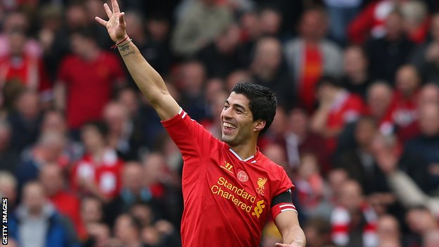 _81425227_suarez_getty LUIS SUAREZ WILL JOIN THE LIVERPOOL'S CHARITY MATCH