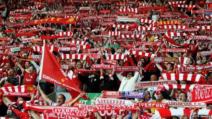 Liverpool kop