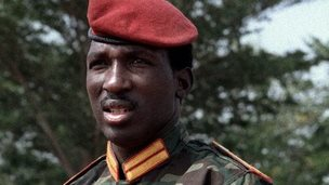 Thomas Sankara in 1986