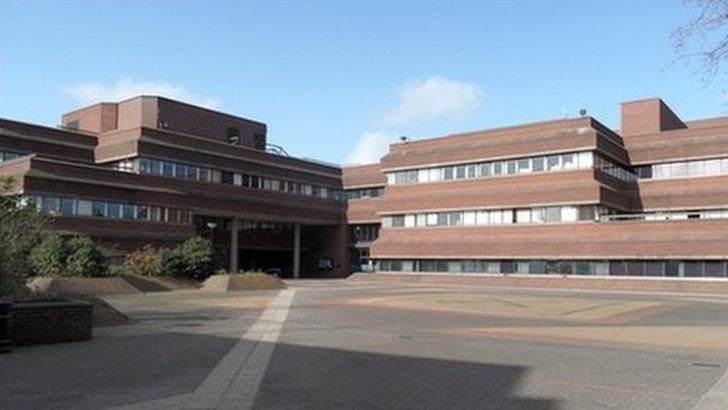 Wolverhampton Civic Centre