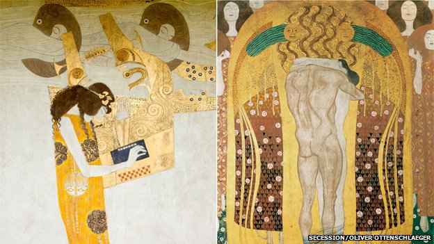 Austria Panel Opposes Return Of Klimt Frieze Looted By